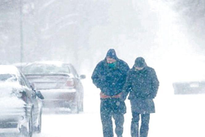 Погода погіршиться: рятувальники попереджають про жовтий рівень небезпеки