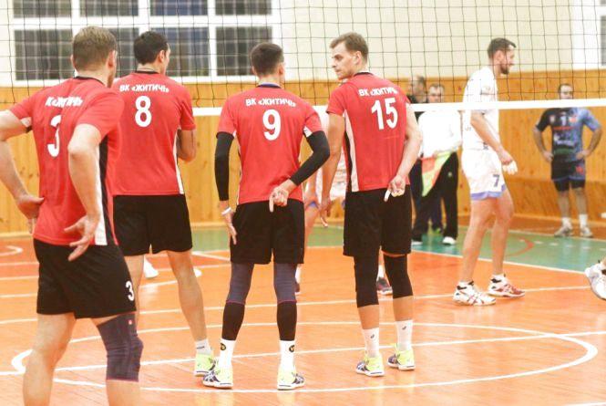 """ВК """"Житичі"""" боротиметься за вихід у півфінал Кубку України з волейболу"""