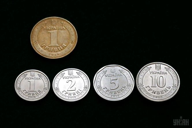 Нацбанк припинив друк купюр від 1 до 10 гривень та випустив відповідні монети