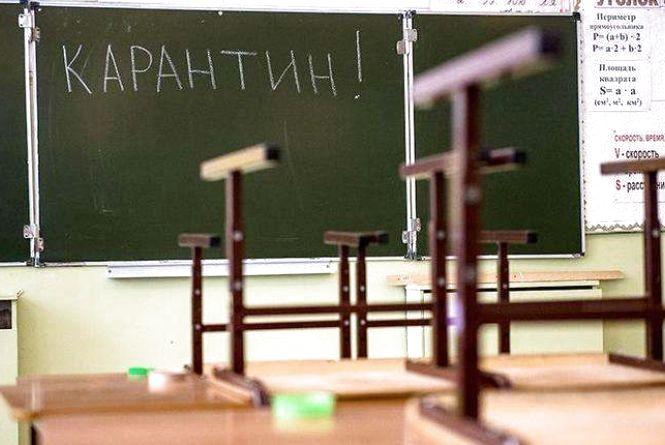 З 30 січня у школах Житомира оголошено карантин