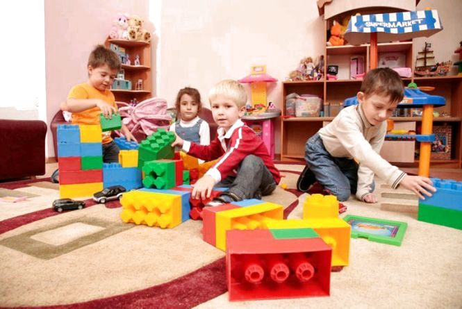 На Житомирщині дошкільні заклади відвідують 91% дітей у віці 3-6 років