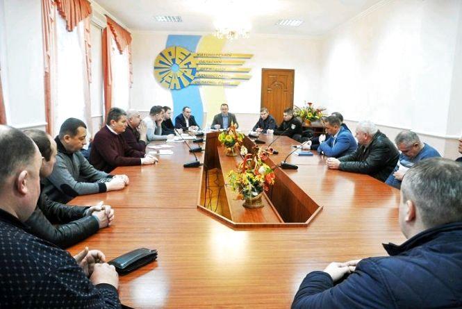 На Житомирщині розпочинають формувати «чорні списки» нелегальних перевізників