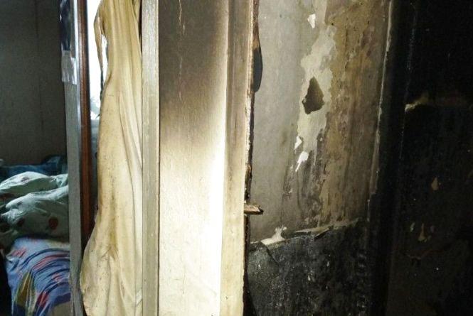 У коростишівській багатоповерхівці через коротке замикання сталася пожежа: загинула жінка