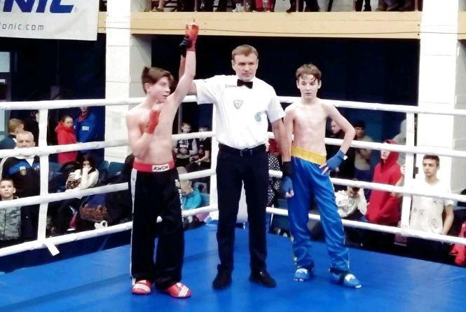 Житомирські кікбоксери перемогли на чемпіонаті України