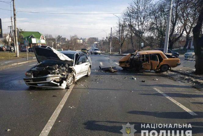 У Новограді-Волинському в результаті ДТП постраждало двоє дітей