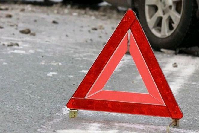 ДТП у Коростишівському районі: зіштовхнулися дві вантажівки