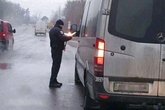На Житомирщині тривають рейдові перевірки щодо нелегальних перевезень