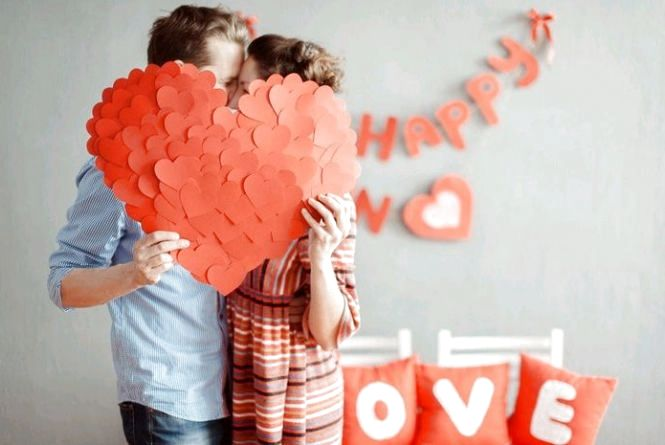 День святого Валентина - чудова нагода сказати про кохання і обмінятися подарунками