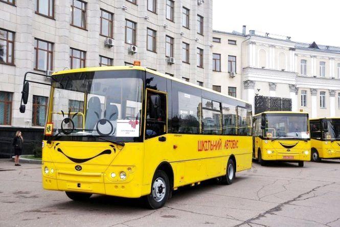 За 3 роки для учнів Житомирщини придбали 54 шкільні автобуси