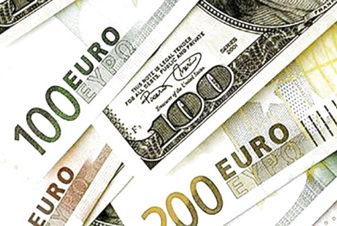Курси валют на 8 лютого: гривня знову подорожчала