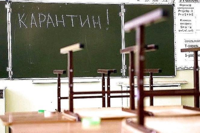 Карантин у житомирських школах продовжено до 16 лютого