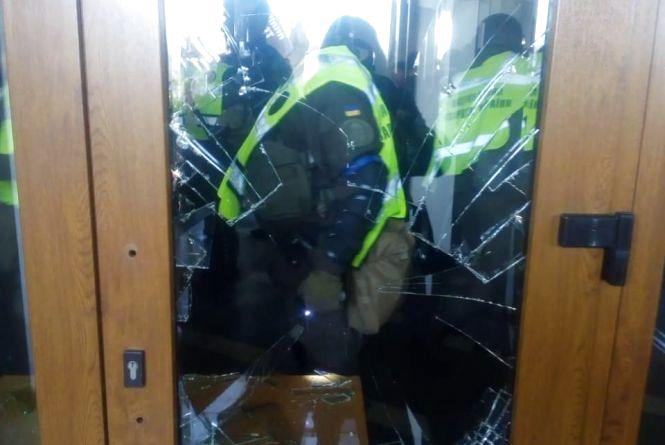 У Житомирі поліція розпочала кримінальні провадження за фактами хуліганства