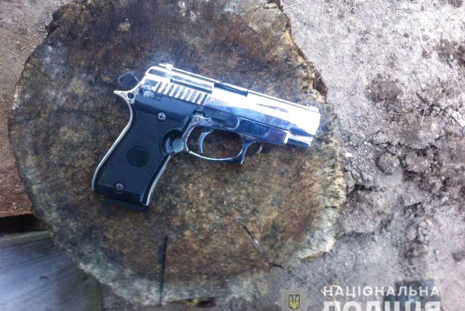 У Коростенському районі під час сварки чоловік вистрілив в свого односельчанина