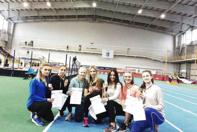 Житомирська студентка стала призером чемпіонату України з легкої атлетики