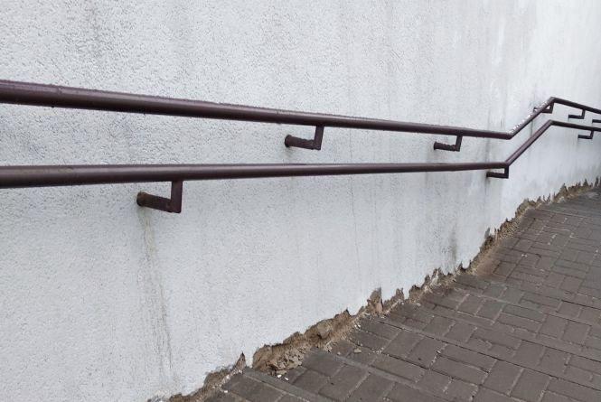 Горе-реконструкція: житомиряни обурені якістю виконання ремонту єдиного в місті підземного переходу