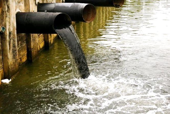 Житомирський льонокомбінат забруднює Тетерів небезпечними стоками