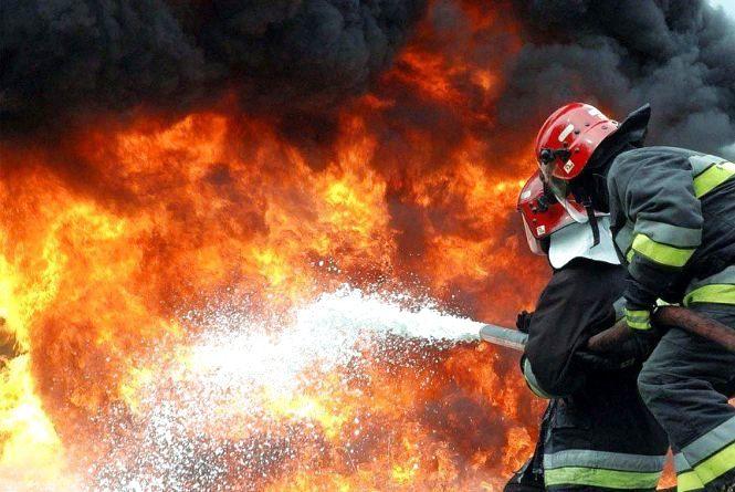 За один день у Житомирі виникли 4 пожежі