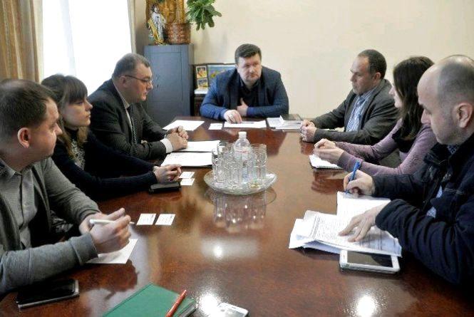Представники облдержадміністрації разом із спостерігачами ОБСЄ обговорили перехід громад Житомирщини до ПЦУ