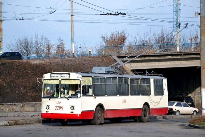 У Житомирі побили кондуктора тролейбуса: поліція відкрила кримінальне провадження