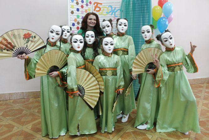 Благодійна вистава «Панда кунг-фу» від маленьких акторів для дітей з інвалідністю