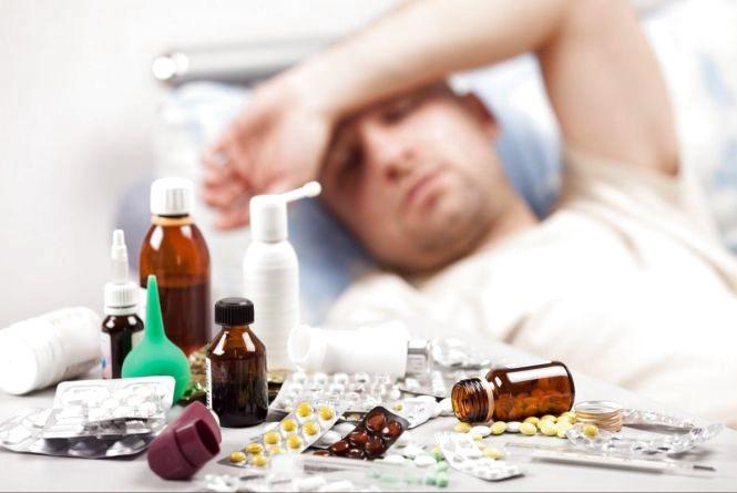 Показник захворюваності ГРВІ у Житомирі - нижче епідемічного порогу на 11 %