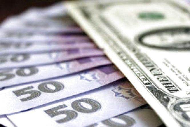 Курс валют на 22 лютого: гривню трохи зміцнили