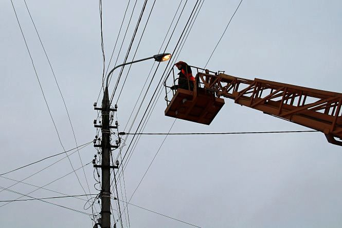У квітні у Житомирі завершать заміну старих вуличних ліхтарів на світлодіодні