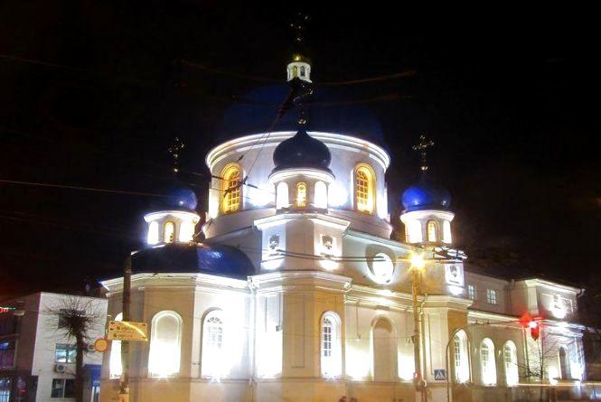 У Свято-Михайлівському кафедральному соборі Житомира заявили про офіційне приєднання до Православної Церкви України
