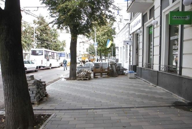 У мерії Житомира визначилися, які вулиці будуть капітально відремонтовані у цьому році