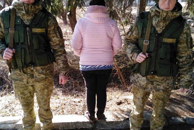 За незаконний перетин держкордону України молдованка сплатить 3400 грн штрафу