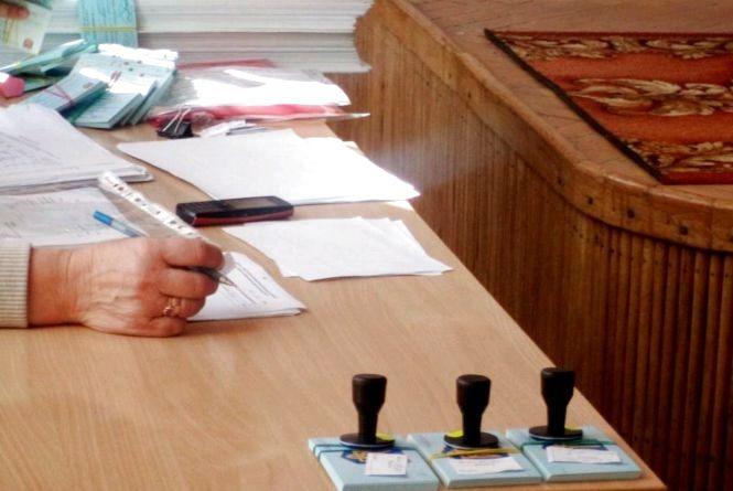 В ОВК Житомирської області замінено 14 членів комісій