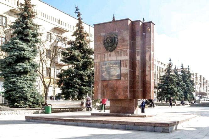Пам'ятник загиблим героям АТО розмістять у сквері на вул. Перемоги