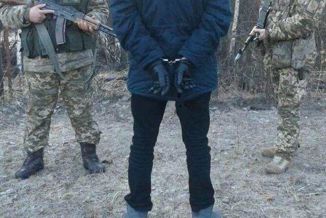 Контрабандист з Молдови, який розшукується в Румунії, намагався пішки перетнути кордон з Білоруссю