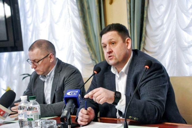Голова ОДА доручив за місяць представити проект нової мережі пасажирських перевезень на Житомирщині