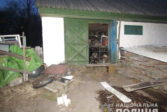 """Схопив """"на гарячому"""": житель Коростенського району затримав злодія під час крадіжки та передав поліцейським"""