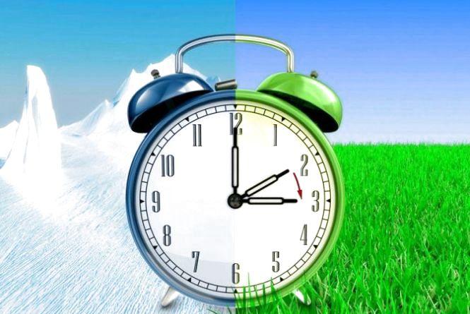31 березня в Україні переведуть годинники на літній час