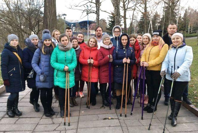 14 березня у Житомирі семінар зі скандинавської ходи та популяризації здорового способу життя