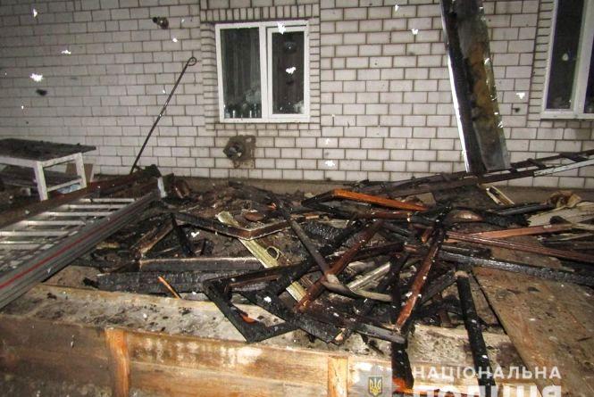 У Коростені 24-річний чоловік з ревнощів підпалив будинок колишньої дівчини