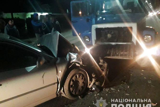 """Штраф, розбите авто і позбавлення прав - результат """"нетверезого"""" ДТП у  Малині"""