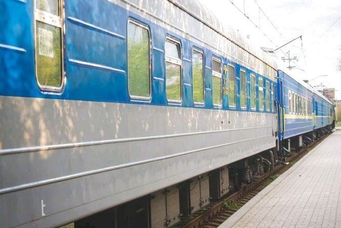 З 31 березня Укрзалізниця запустить щоденний поїзд Житомир — Одеса
