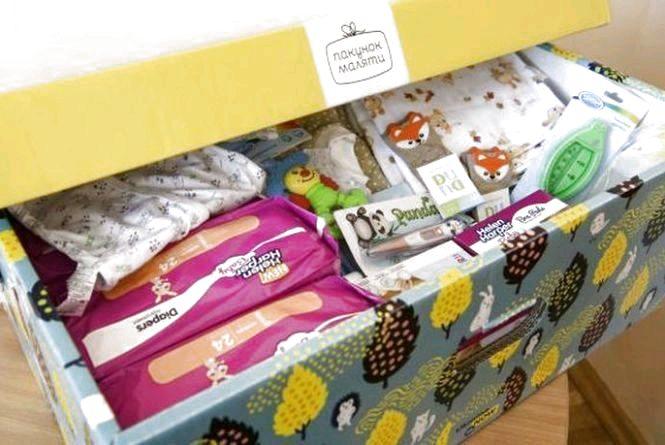 Понад 5 тисяч пакунків малюка - уже в родинах мешканців Житомирщини