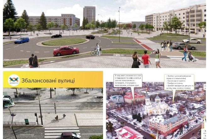 Житомирянам представили проекти масштабної реконструкції центральних майданів - Соборного та Перемоги