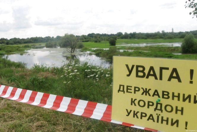 Травматичний пістолет з набоями виявили прикордонникив пункті пропуску на кордоні з Білоруссю