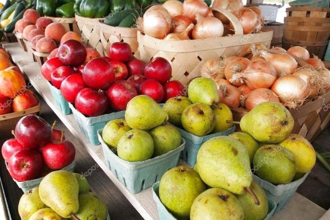 За рік цибуля подорожчала на 350 %, яблука здешевшали на 47 %