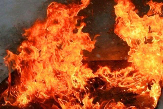 Вночі у Житомирі  під час пожежі в квартирі загинуло двоє громадян
