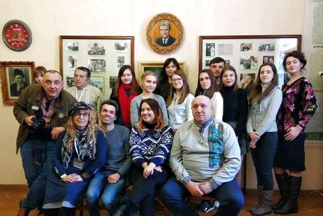 У Житомирі визначили переможців літературного фестивалю «Шодуарівська Альтанка»