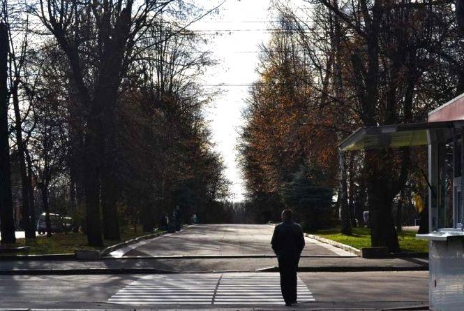 У Житомирі цьогоріч заборонили сезонну торгівлю на Старому бульварі