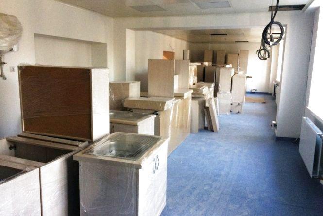 В обласній лікарні завершують реконструкцію 2 відділень: готовність 98 %