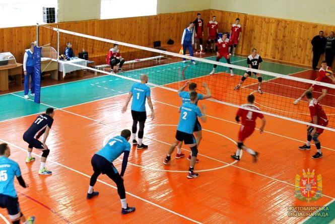 ВК «Житичі» став переможцем Чемпіонату України з волейболу серед чоловічих команд Вищої ліги