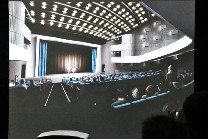 Реконструкція Житомирського муздрамтеатру: як це буде